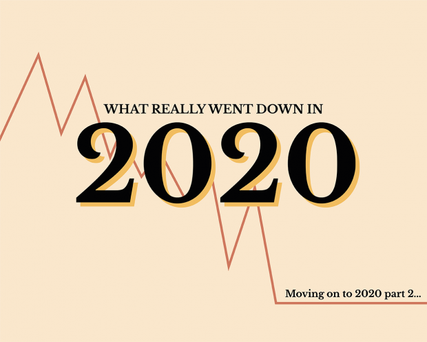 What really went down in 2020