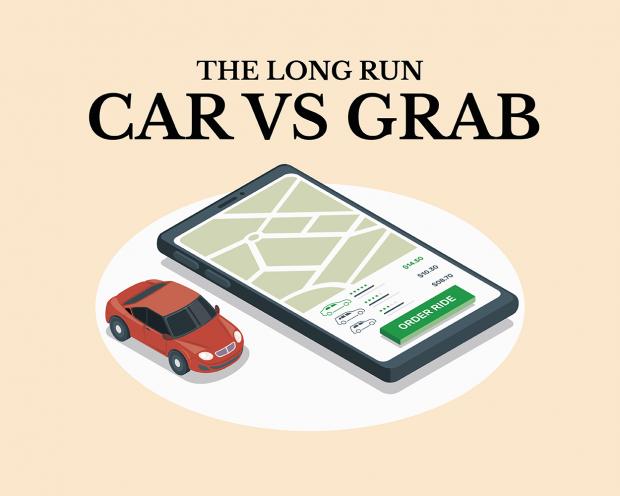 The Long Run: Car vs Grab