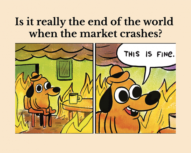 Is it really the end of the world when the market crashes?
