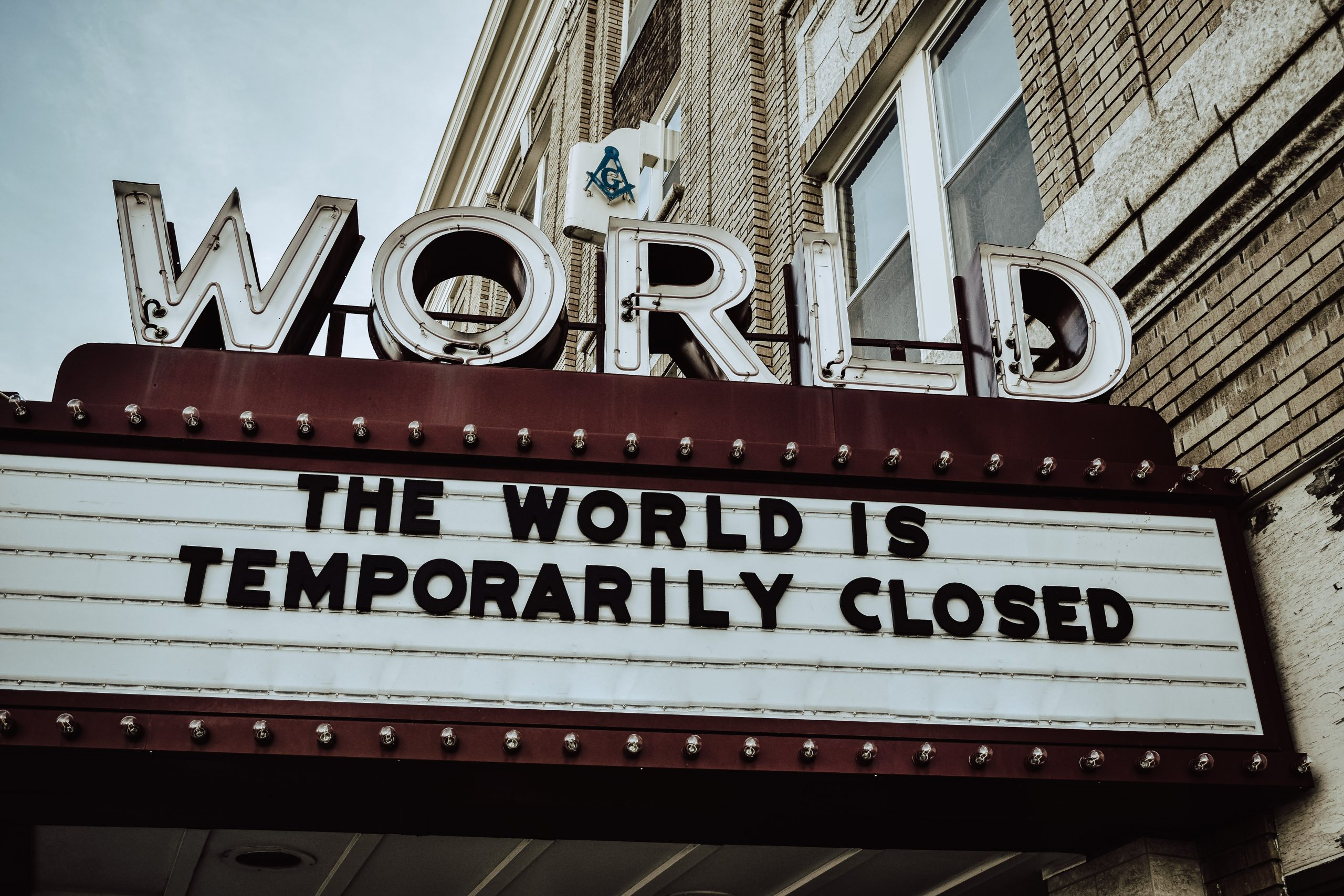 Will the post-covid world have seats for the cinema experience?
